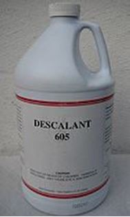 Picture of Descalent - Used for Maintenance of the Gumcart