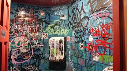 Picture for category Graffiti Removal