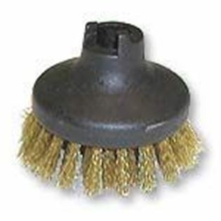 2 Inch Round Brass Brush