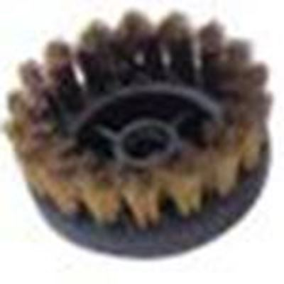 60mm Round Copper Brush