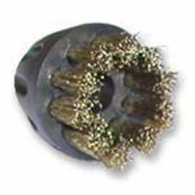 Brass Detail Brush (Steam & Vacuum)