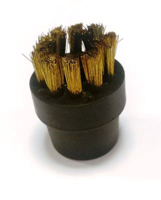 Detailed Brass Brushes - (10 Pack) -A01203