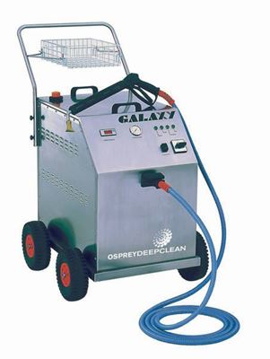 Galaxy Heavy Duty, Steam Cleaner