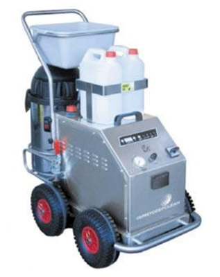 Picture of Click here for accessories for Contractor -  OSPREY DEEP CLEAN, Commercial, HEAVY-DUTY, Steam Cleaner